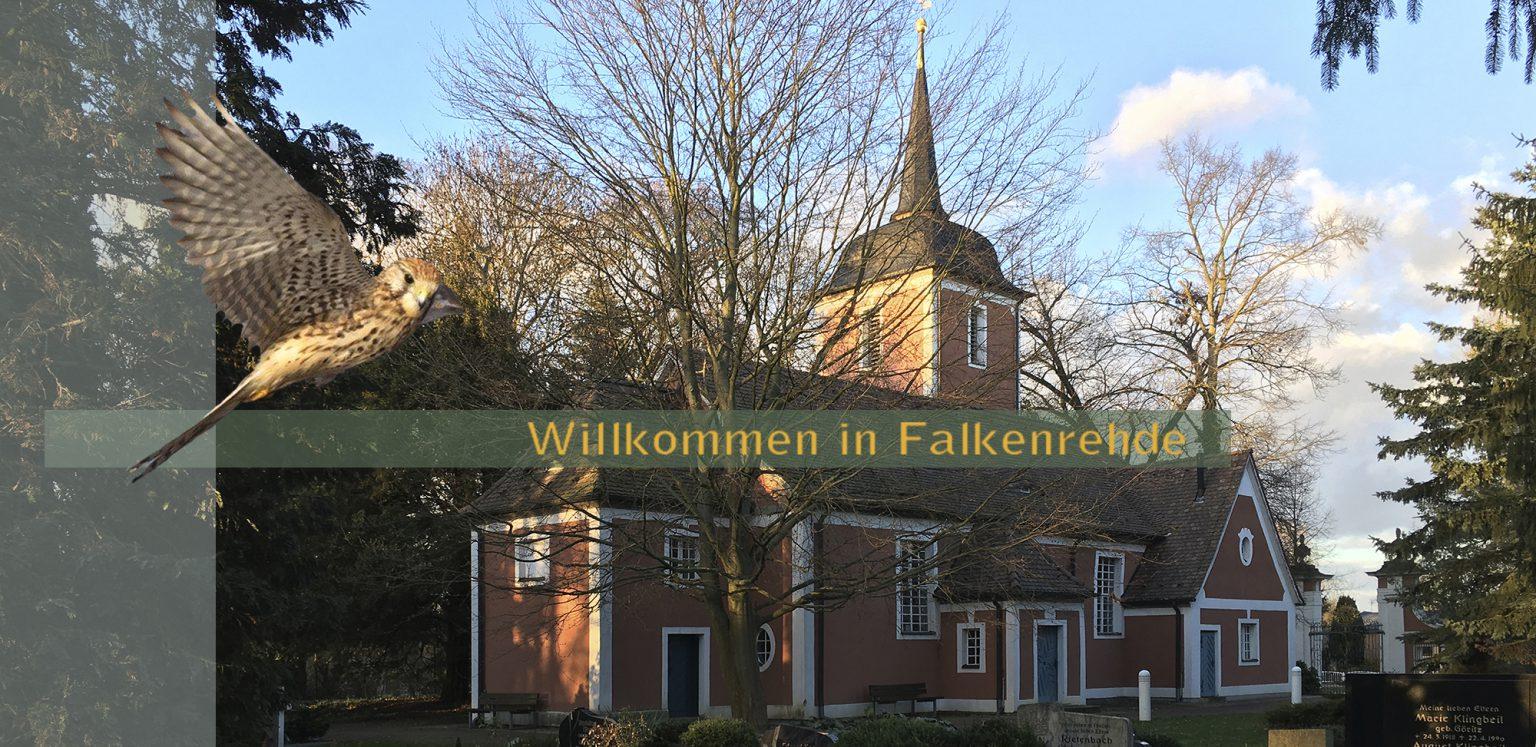 Falkenrehde - zu Hause im Havelland